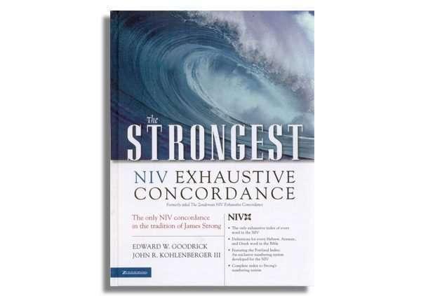 niv-concordance