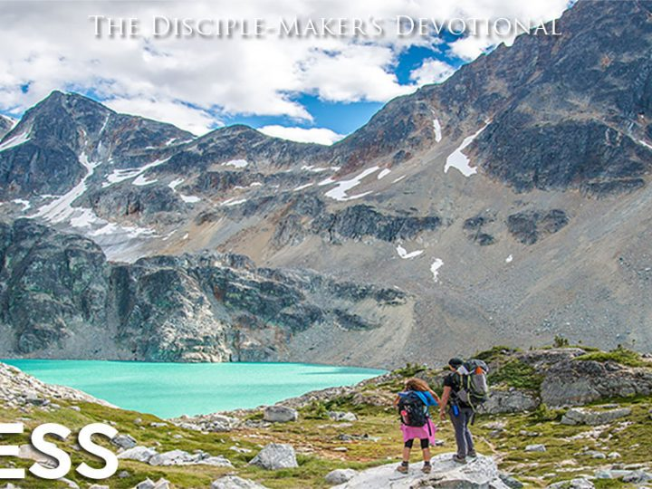 Greatness – The Disciple-Maker's Devotional