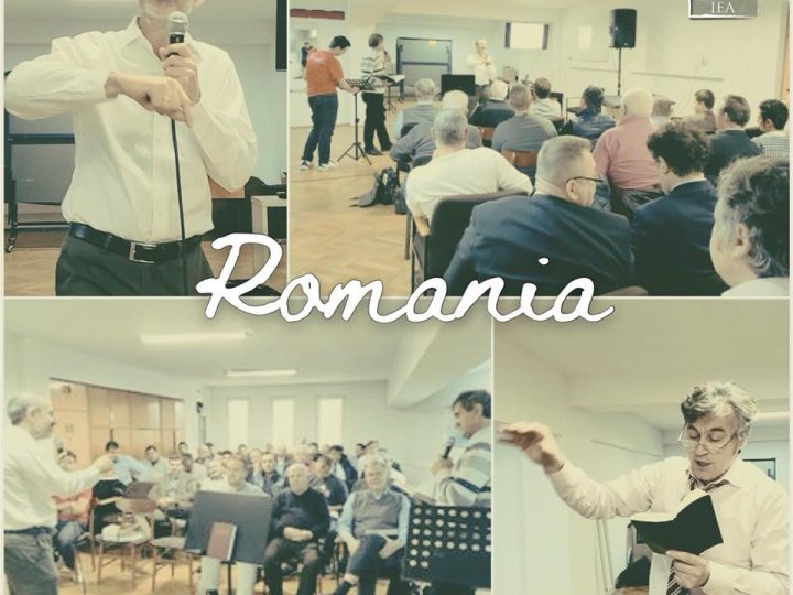 Romanian Disciple-Makers