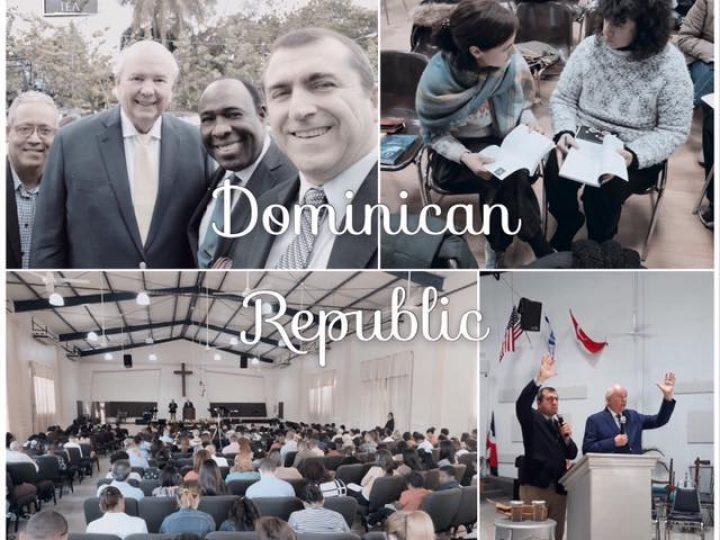 Dominican Disciple-Makers – Vision Casting April 2019