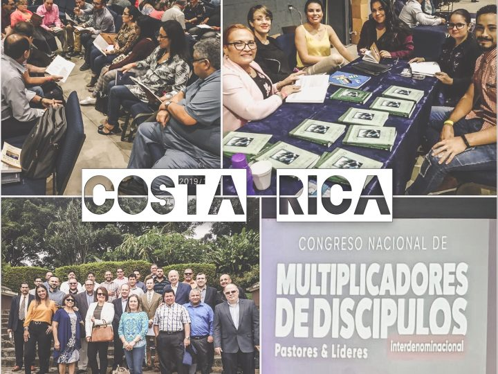 Costa Rica Disciple-Maker Summit