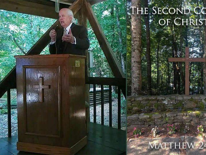 Video Sermon – The Second Coming